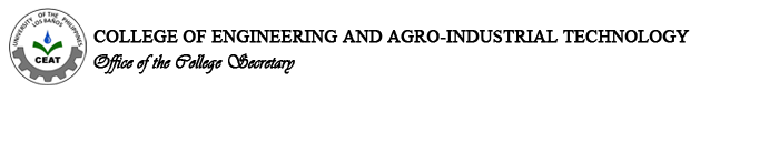 UPLB: CEAT-OCS